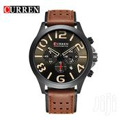 Luxury Chronograph Quartz Men Watch | Watches for sale in Greater Accra, Abelemkpe