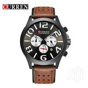 Luxury Chronograph Quartz Men Fashion Casual Watch | Watches for sale in Greater Accra, Abelemkpe