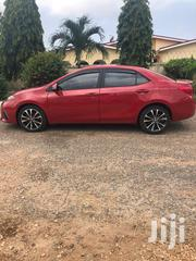 Toyota Corolla 2017 Red | Cars for sale in Greater Accra, Kokomlemle