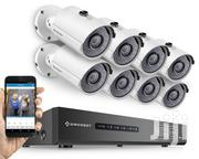 8 Camera's CCTV Can View on Phone | Cameras, Video Cameras & Accessories for sale in Greater Accra, Accra Metropolitan
