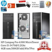 HP Core I5 Dektop Pc For All Purpose Of Work   Laptops & Computers for sale in Greater Accra, Dansoman
