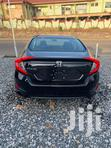 Honda Civic 2016 Black | Cars for sale in East Legon, Greater Accra, Nigeria