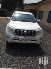 Toyota Land Cruiser Prado 2014 White | Cars for sale in Greater Accra, Kwashieman