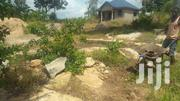 Land With Some Little Foundation At Kasoa Budumburam Road | Land & Plots For Sale for sale in Greater Accra, Roman Ridge