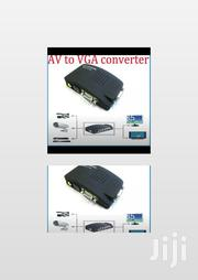 AV To VGA Connector | Computer Accessories  for sale in Greater Accra, Osu
