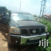 Nissan Titan 2008 Crew Cab PRO-4X Black | Cars for sale in Greater Accra, East Legon