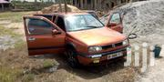 Volkswagen Golf 1993 Orange | Cars for sale in Greater Accra, Ga West Municipal