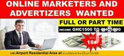 Executive Marketers Needed | Health & Beauty Jobs for sale in Greater Accra, Airport Residential Area