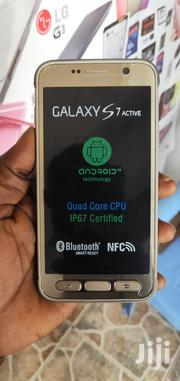 New Samsung Galaxy S7 active 32 GB Gold | Mobile Phones for sale in Brong Ahafo, Sunyani Municipal