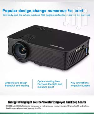 HD Quality Excelvan Projector