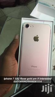 Apple iPhone 7 Gold 128 GB | Mobile Phones for sale in Greater Accra, Nungua East
