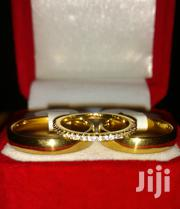 3set Gold Plated Wedding Rings | Jewelry for sale in Greater Accra, Darkuman