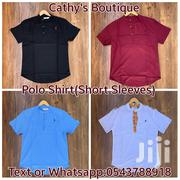 Polo Shirt(Short Sleeves) for Guys | Clothing for sale in Greater Accra, Airport Residential Area