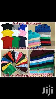 Polo Lacoste For Guys And Ladies | Clothing for sale in Greater Accra, Airport Residential Area
