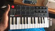 Akai MPK Mini Mk2 Studio Midi Keyboard | Musical Instruments for sale in Greater Accra, East Legon (Okponglo)