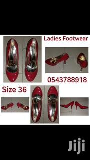 Red Heels for Ladies | Shoes for sale in Greater Accra, Airport Residential Area