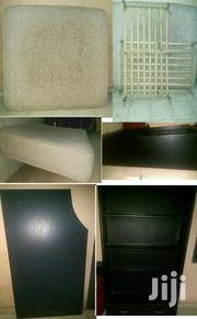 SALES ! Spring Mattress + Stand, Shelves, and 6ft Mirror   Furniture for sale in Greater Accra, Ga South Municipal