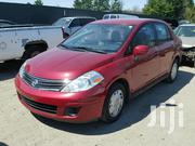 Nissan Versa 2006 Red | Cars for sale in Greater Accra, Tema Metropolitan