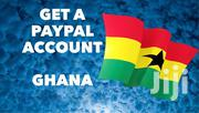 Verified PAYPAL Account | Computer & IT Services for sale in Greater Accra, Roman Ridge