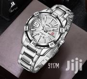 Stainless Steel Silver Naviforce Watch | Watches for sale in Greater Accra, Abelemkpe