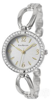 Kim Rogers® Women's Crystal Bezel Watch | Watches for sale in Greater Accra, Okponglo