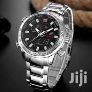 Chronograph LED Display Full Steel Men Watch | Watches for sale in Greater Accra, Abelemkpe