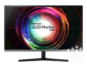 Samsung 28inches 4k Qled Monitor | Computer Monitors for sale in Greater Accra, North Kaneshie