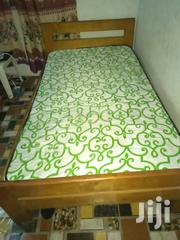 One and Half Bed With 2 Months Used Mattress | Furniture for sale in Eastern Region, New-Juaben Municipal