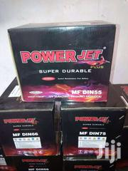 Durable Powerjet Plus Battery With Free Delivery   Vehicle Parts & Accessories for sale in Greater Accra, Roman Ridge