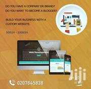 Get A Website Now | Computer & IT Services for sale in Greater Accra, Kwashieman