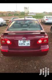 Toyota Corolla 2015 Red | Cars for sale in Brong Ahafo, Techiman Municipal