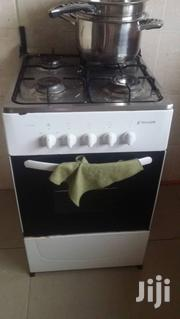 Tamashi 4 Burner Gas With 2 15KG Cylinders | Kitchen Appliances for sale in Greater Accra, Ga South Municipal