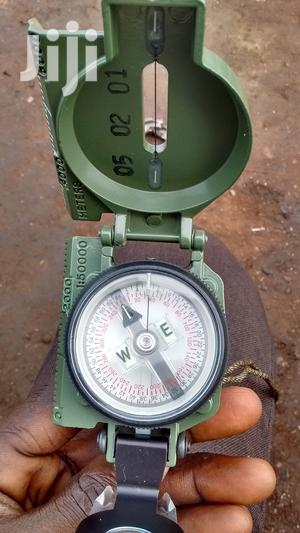 Compass Magnetic