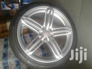 Audi 4×4 Alloy Rim And Tyres Set | Vehicle Parts & Accessories for sale in Ashanti, Kumasi Metropolitan