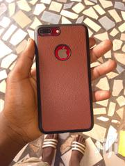 iPhone 7 Plus Red With Cover And Screen Protector | Accessories for Mobile Phones & Tablets for sale in Ashanti, Kumasi Metropolitan
