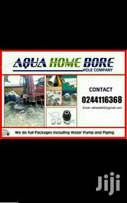 Aqua Bore Hole | Plumbing & Water Supply for sale in Greater Accra, Odorkor