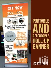 Portable Roll-up Stands | Printing Equipment for sale in Greater Accra, Accra new Town