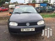 Volkswagen Golf 2004 GL 2.0 Black | Cars for sale in Brong Ahafo, Pru