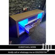 Led Light TV Stand   Furniture for sale in Greater Accra, Nungua East