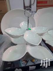 2 Layer Ceramic Snack Plate | Kitchen & Dining for sale in Greater Accra, Asylum Down
