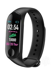 M3 Smart Fitness Tracker Watch | Smart Watches & Trackers for sale in Greater Accra, North Kaneshie