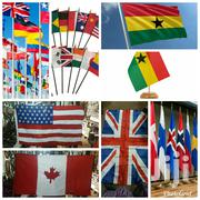 We Produce All Kinds Of Ghana Flags / World Flags | Arts & Crafts for sale in Greater Accra, Accra Metropolitan