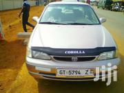 Toyota Corolla 2001 Luxel 1.8 4WD Blue | Cars for sale in Upper East Region, Bawku Municipal