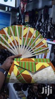 Producer's of Quality Cane Fabric Purses /Material Fans | Bags for sale in Greater Accra, Accra Metropolitan