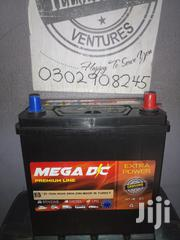 Car Battery 11 Plate (Mega Dc) +Free Delivery | Vehicle Parts & Accessories for sale in Greater Accra, Abossey Okai