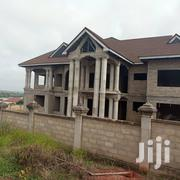 Uncompleted House at Ahenema Kokoben for Sale | Houses & Apartments For Sale for sale in Ashanti, Kumasi Metropolitan