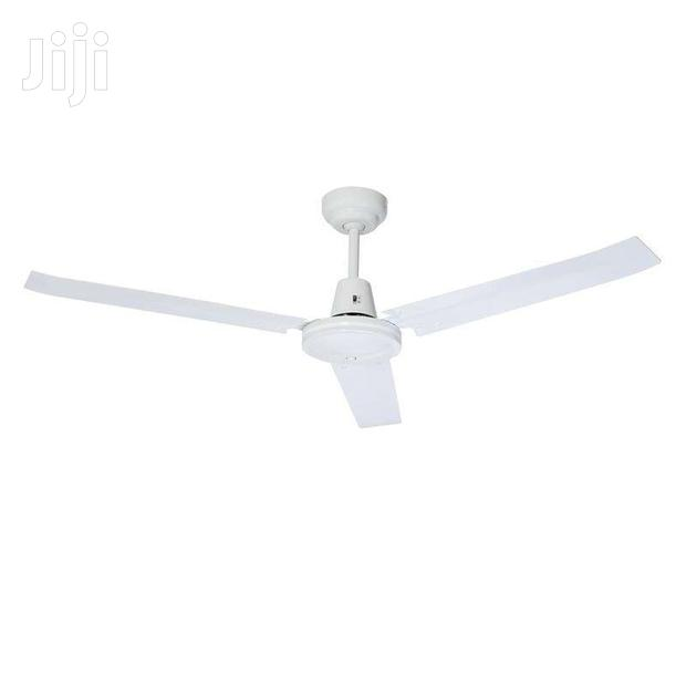 Long Blade Ceiling Fan