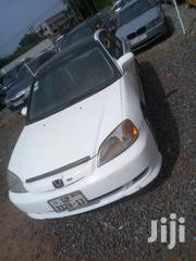Honda Civic 2001 White | Cars for sale in Greater Accra, East Legon (Okponglo)