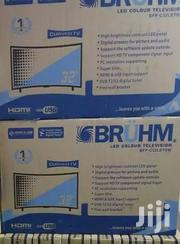 Bruhm Curved 32 Inches Digital Satellite TV | TV & DVD Equipment for sale in Greater Accra, Accra Metropolitan