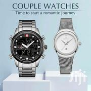 Naviforce Top Luxury Couple Watch | Watches for sale in Greater Accra, Airport Residential Area
